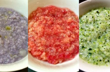 Porridge is King in Malaysia: 6 Easy Congees for Baby's First Food