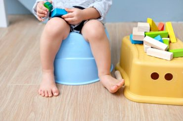 Toilet Training your Toddler Fast, using the Malaysian Way