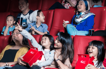 tgv family friendly cinema