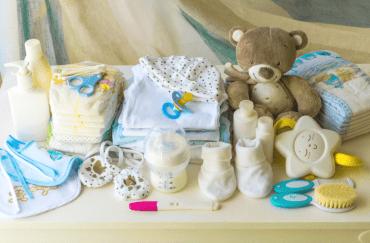 barangan keperluan bayi
